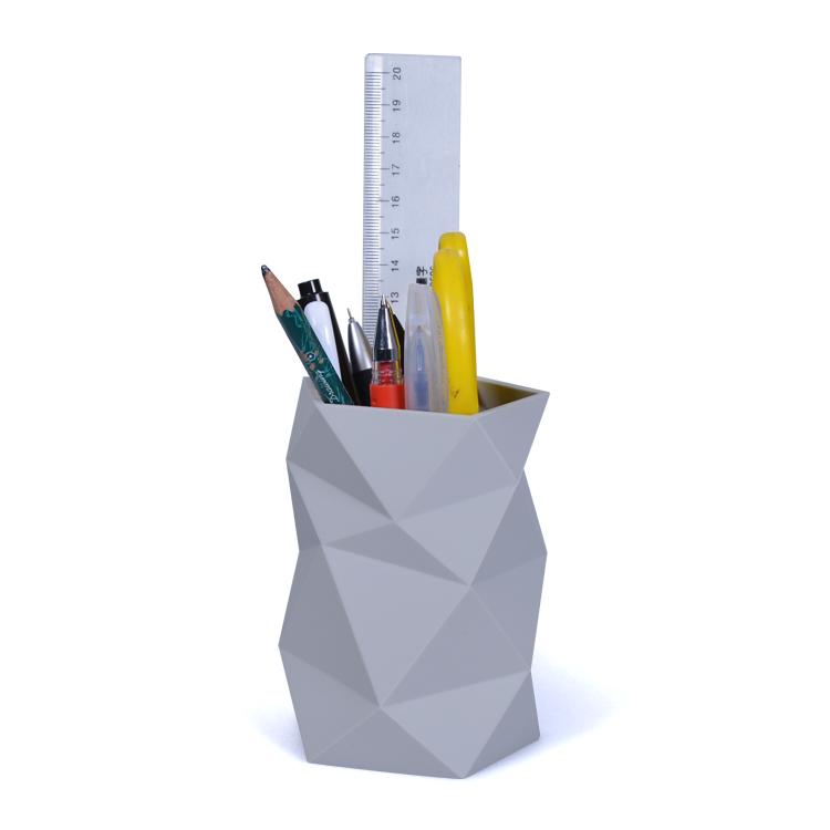 硅胶笔筒展示图